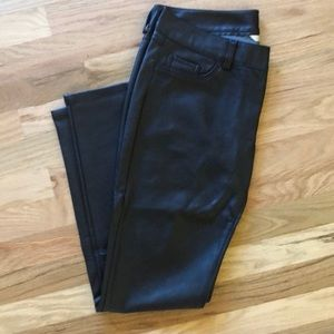 LAUREN CONRAD IMITATION LEATHER PANTS